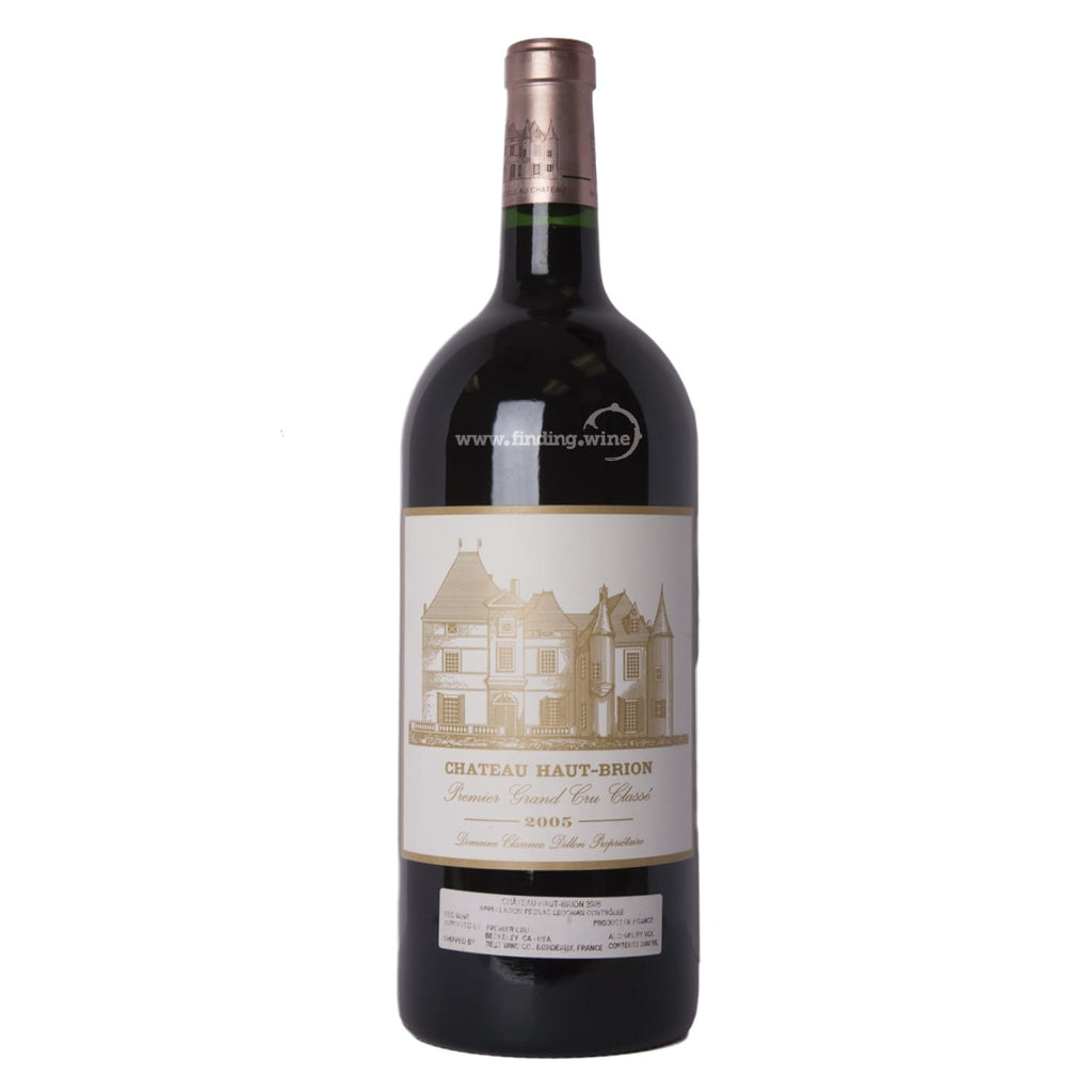 Chateau Haut Brion _ 2005 - Haut Brion _ 3 L - www.finding.wine - Chateau Haut Brion