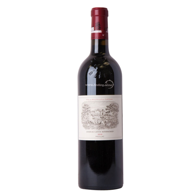 Chateau Lafite-Rothschild _ 2010 - Lafite _ 750 ml. - Red - www.finding.wine - Chateau Lafite-Rothschild