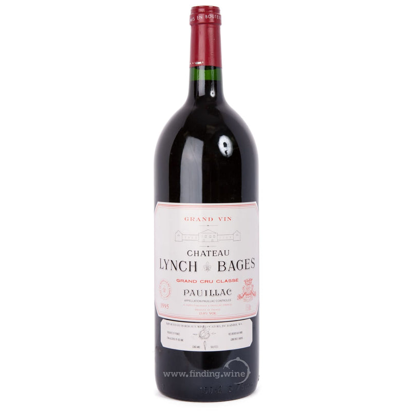 Chateau Lynch Bages _ 1995 - Lynch Bages _ 1.5 L - Red - www.finding.wine - Chateau Lynch Bages