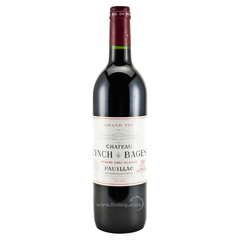 Chateau Lynch Bages 2000 - Lynch Bages 750 ml. -  Red wine - Chateau Lynch Bages - finding.wine - wine - top wine - rare wine