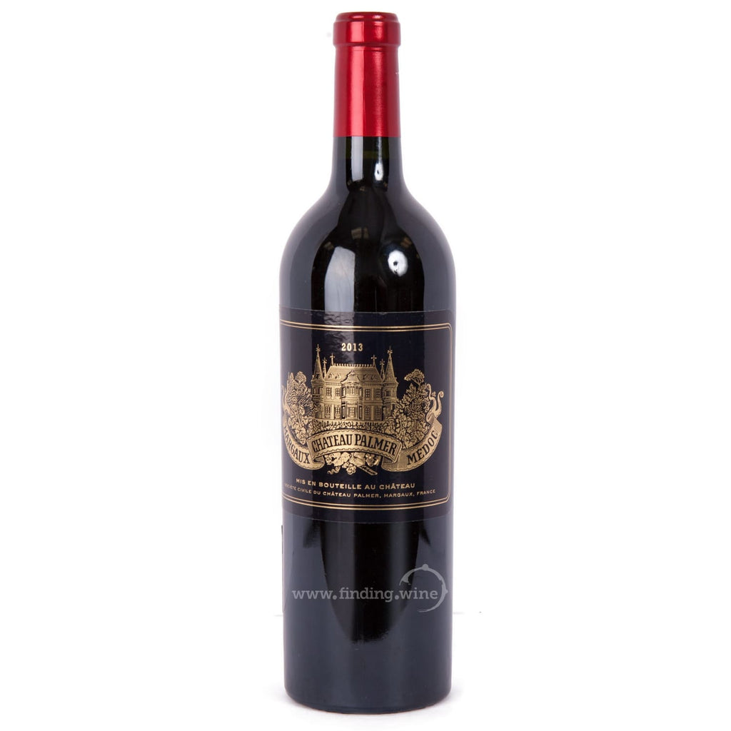 Chateau Palmer _ 2013 - Chateau Palmer Margaux _ 750 ml. - Red - www.finding.wine - Chateau Palmer