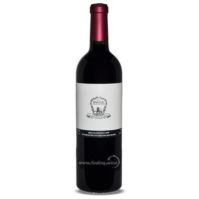 Chateau Teyssier 2009 - Le Dôme 750 ml. |  Red wine  | Be part of the Best Wine Store online