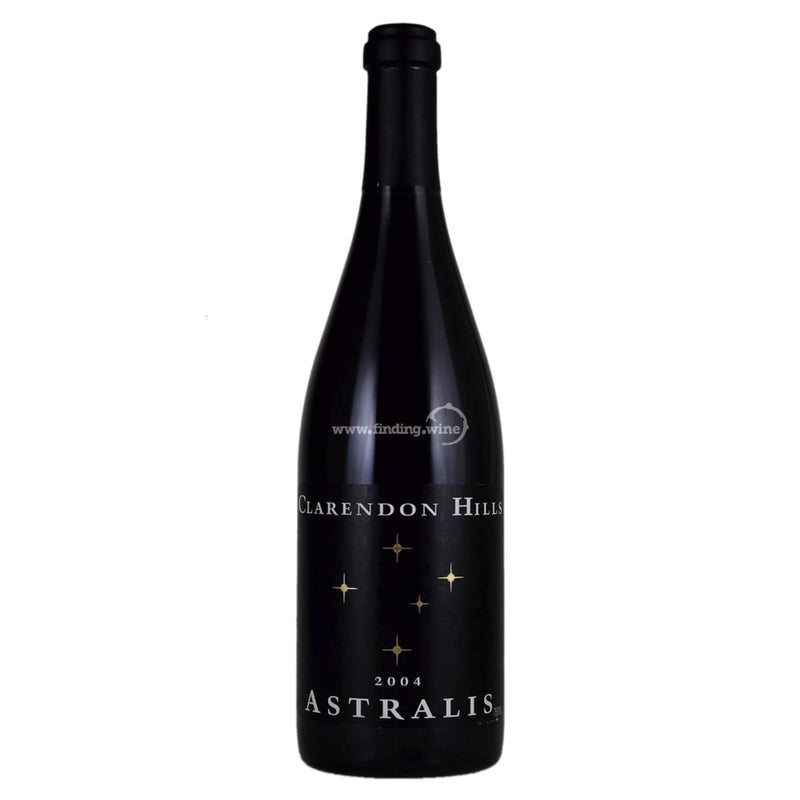 Clarendon Hills _ 2004 - Astralis Shiraz _ 750 ml. - Red - www.finding.wine - Clarendon Hills