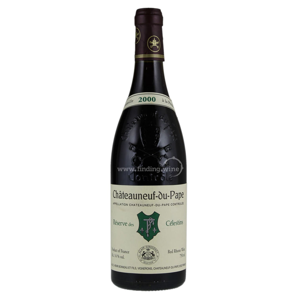 Clos des Papes _ 2000 - Chateauneuf du Pape _ 750 ml. - Red - www.finding.wine - Clos des Papes