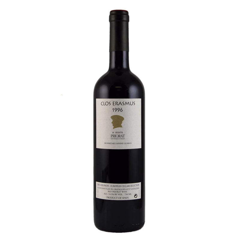 Clos i Terrasses 1996 - Clos Erasmus 750 ml. |  Red wine  | Be part of the Best Wine Store online