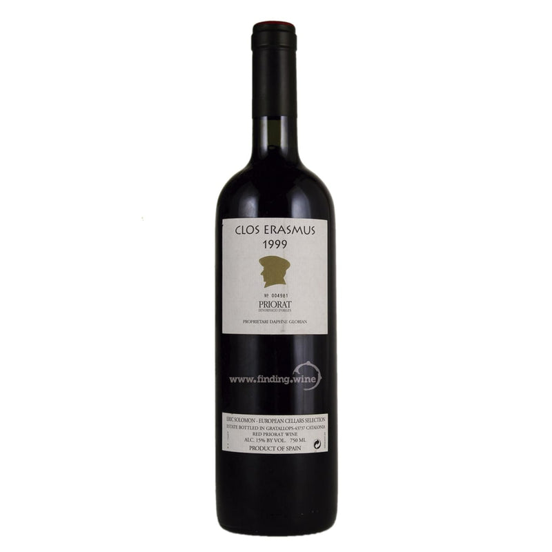 Clos i Terrasses _ 1999 - Clos Erasmus _ 750 ml. - Red - www.finding.wine - Clos i Terrasses