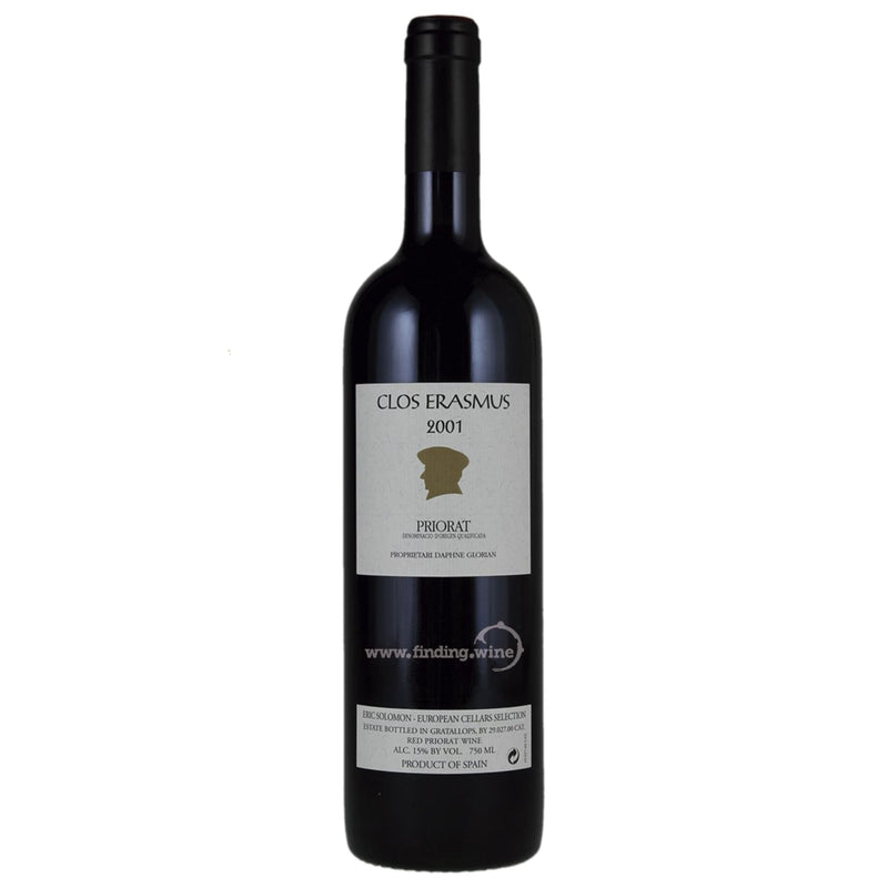 Clos i Terrasses _ 2001 - Clos Erasmus _ 750 ml. - Red - www.finding.wine - Clos i Terrasses