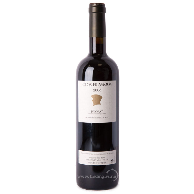 Clos i Terrasses _ 2006 - Clos Erasmus _ 750 ml. - Red - www.finding.wine - Clos i Terrasses