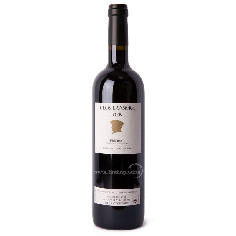 Clos i Terrasses 2009 - Clos Erasmus 750 ml. |  Red wine  | Be part of the Best Wine Store online
