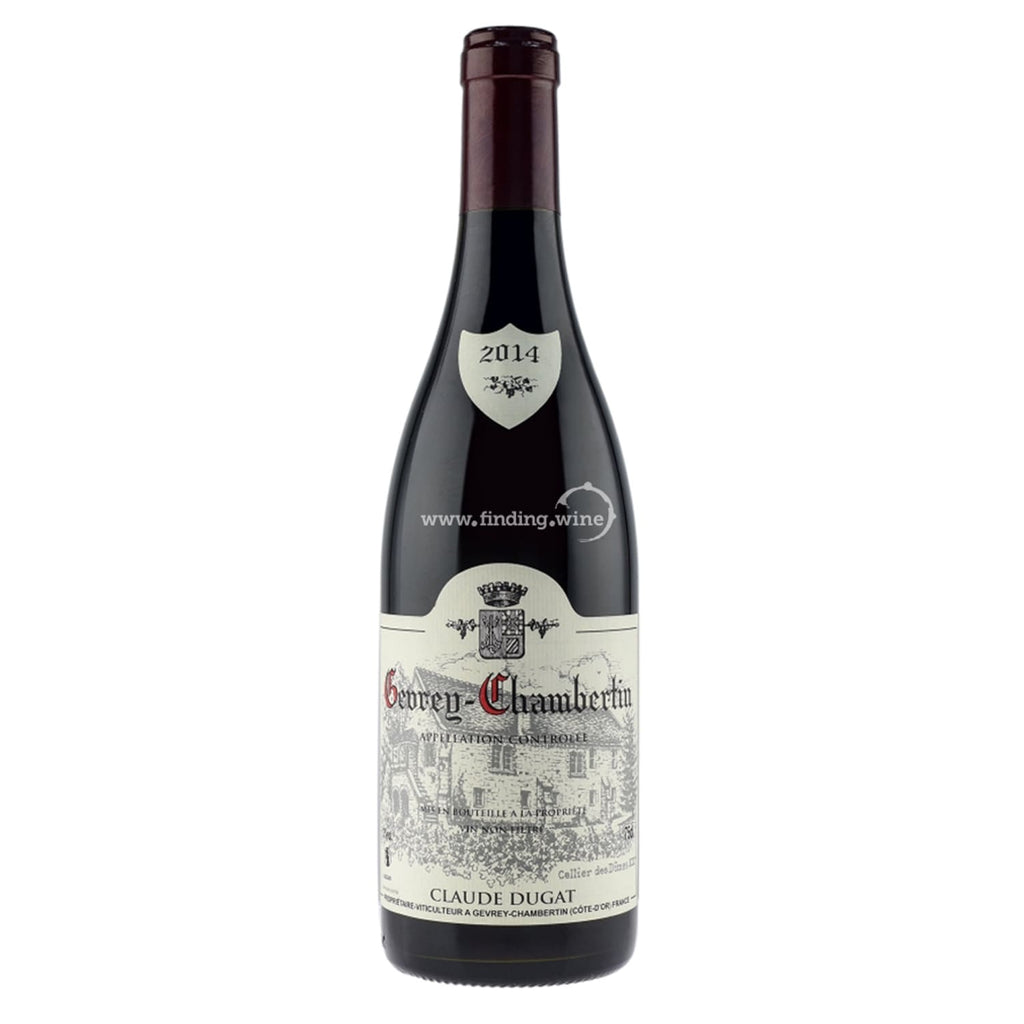 Domaine Claude Dugat _ 2014 - Gevrey Chambertin _ 750 ml. - Red - www.finding.wine - Domaine Claude Dugat