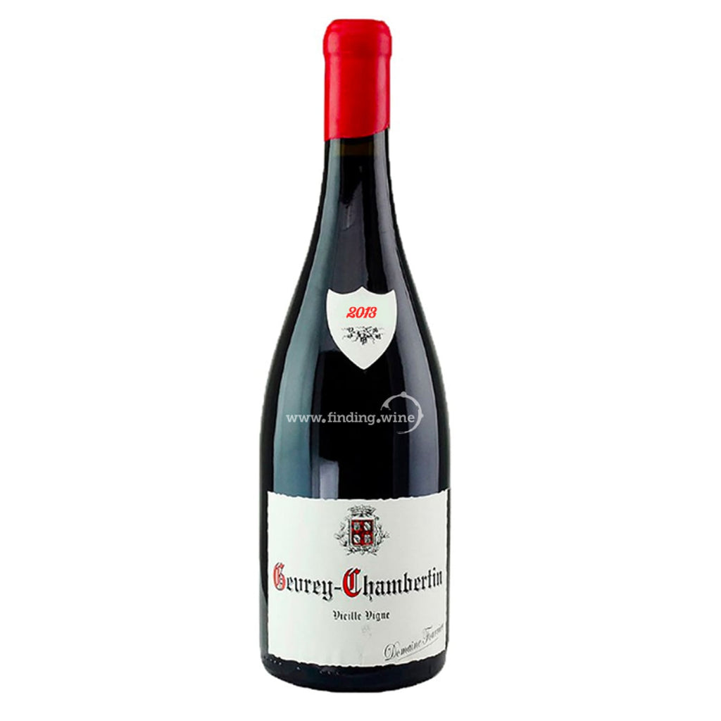 Domaine Fourrier _ 2013 - Chambolle Musigny Vieille Vignes _ 750 ml. - Red - www.finding.wine - Domaine Fourrier