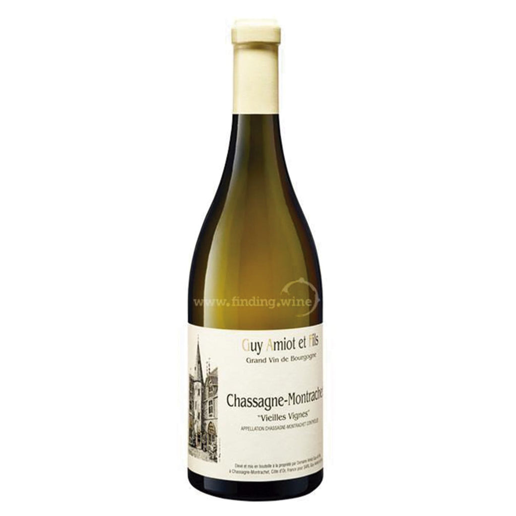 Domaine Guy Amiot _ 2013 - Chassagne-Montrachet Blanc Village VV _ 750 ml. - White - www.finding.wine - Domaine Guy Amiot