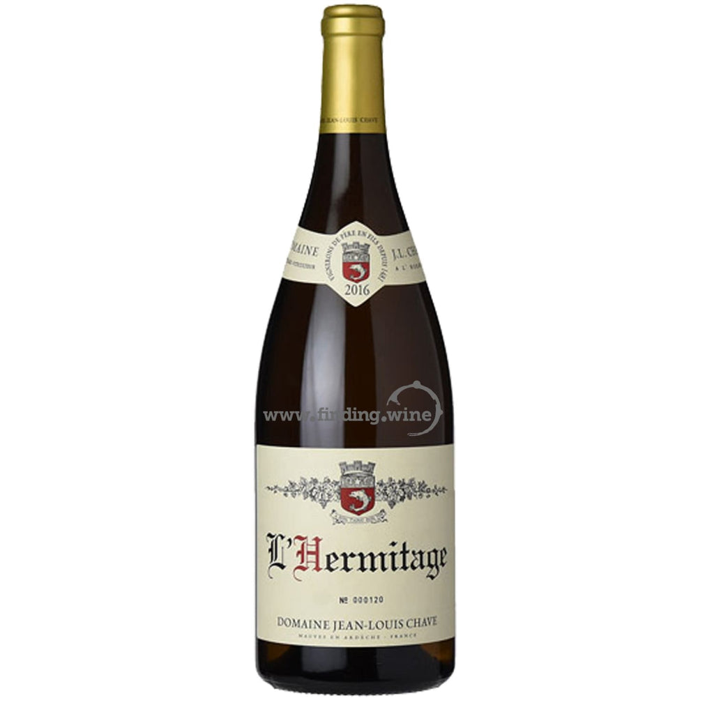 Domaine Jean-Louis Chave _ 2016 - Hermitage Blanc _ 1.5 L - White - www.finding.wine - Domaine Jean-Louis Chave