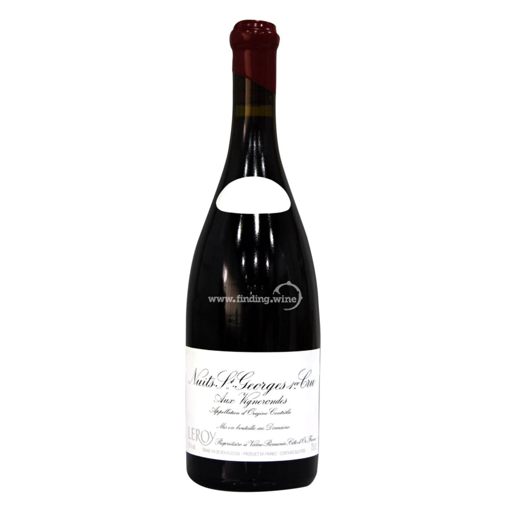 Domaine Leroy _ 2014 - Nuits St George 1er Aux Vignerondes _ 750 ml. - Red - www.finding.wine - Domaine Leroy