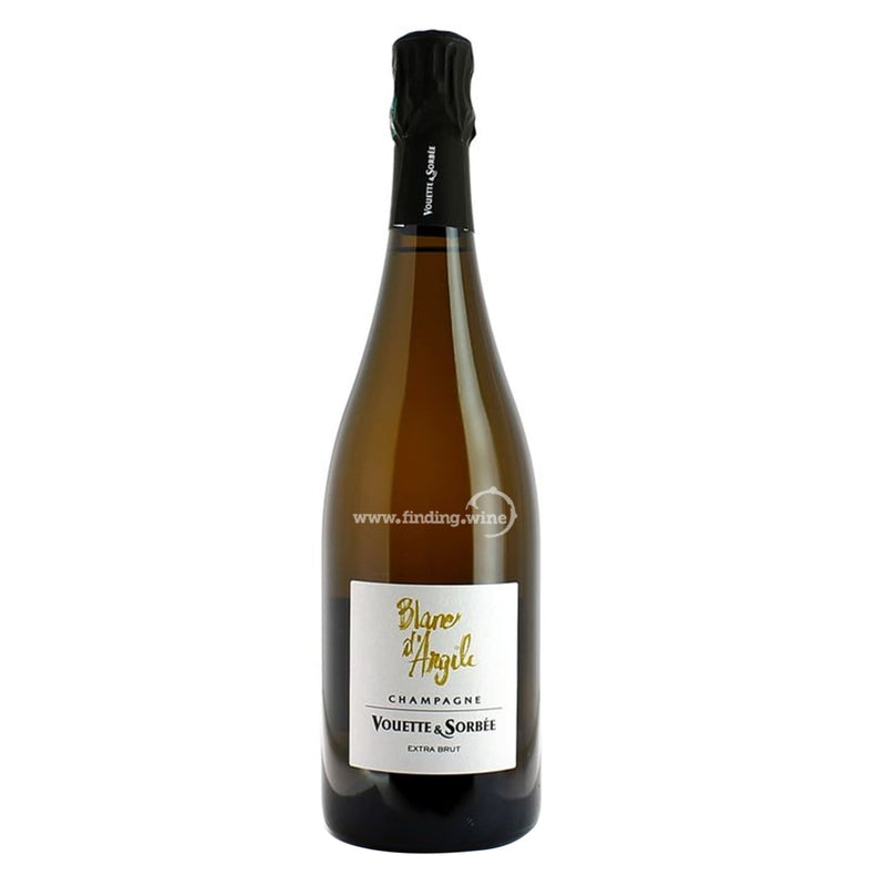 Domaine Vouette et Sorbee _ NV - Blanc dArgile brut _ 750 ml. - Sparkling - www.finding.wine - Domaine Vouette et Sorbee