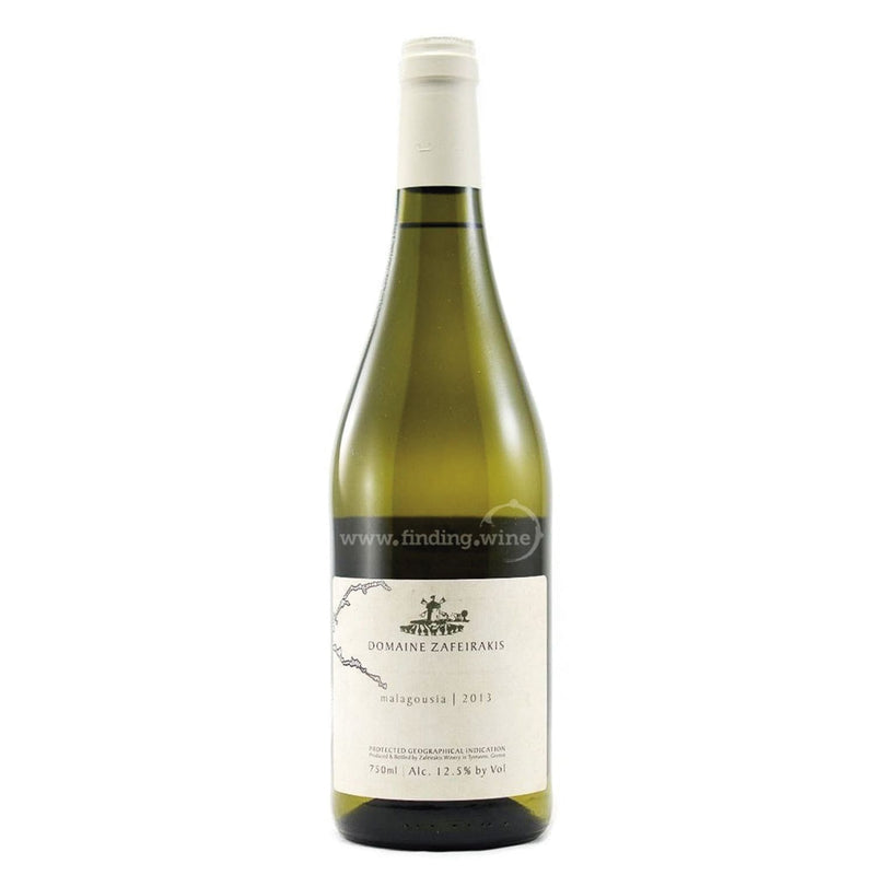 Domaine Zafeirakis 2015 - Malagousia 750 ml. -  White wine - Domaine Zafeirakis - finding.wine - wine - top wine - rare wine