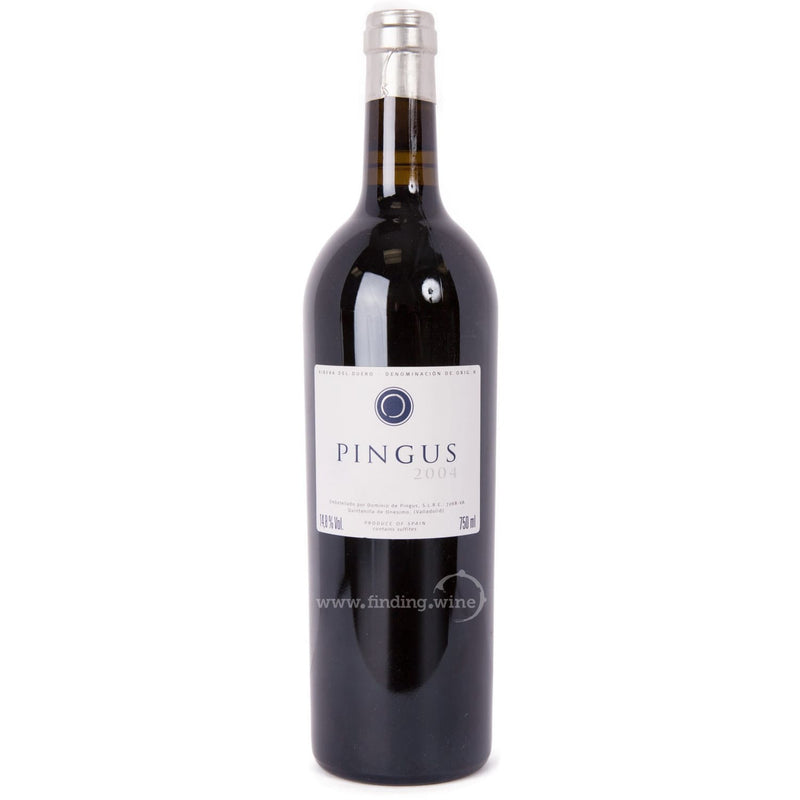 Dominio de Pingus _ 2004 - Pingus _ 750 ml. - Red - www.finding.wine - Dominio de Pingus