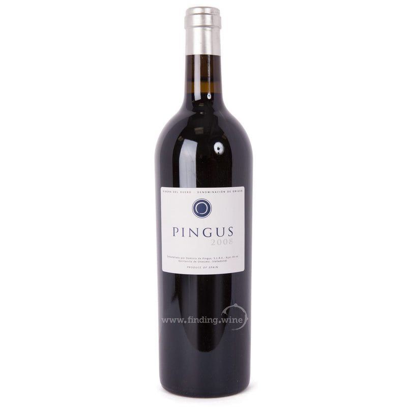 Dominio de Pingus 2008 - Pingus 750 ml. |  Red wine  | Be part of the Best Wine Store online