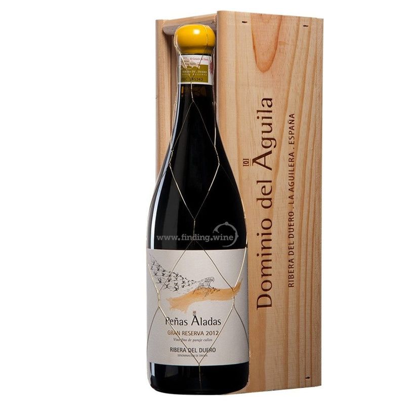 Dominio del Aguila _ 2012 - Peñas Aladas _ 750 ml. - Red - www.finding.wine - Dominio del Aguila