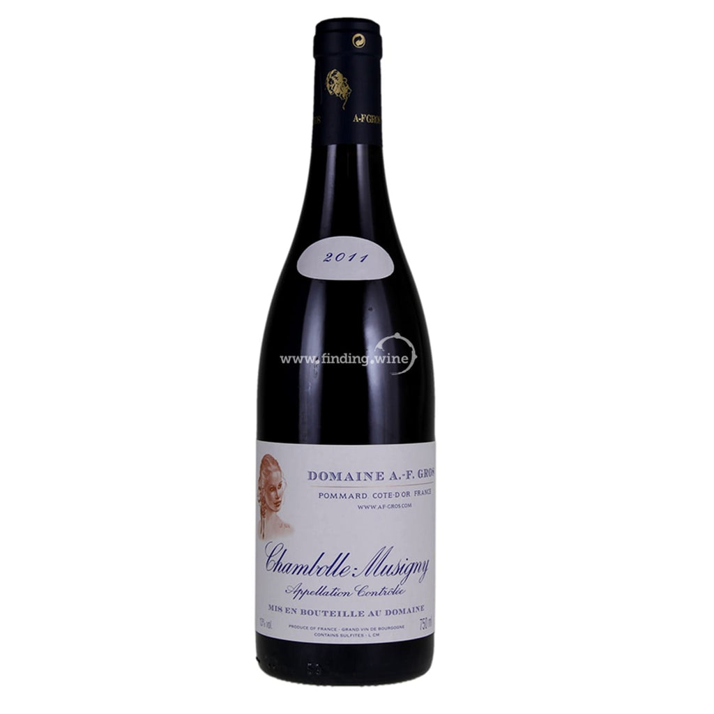 Dujac Fils & Pere _ 2011 - Chambolle Musgny _ 750 ml. - Red - www.finding.wine - Dujac Fils & Pere