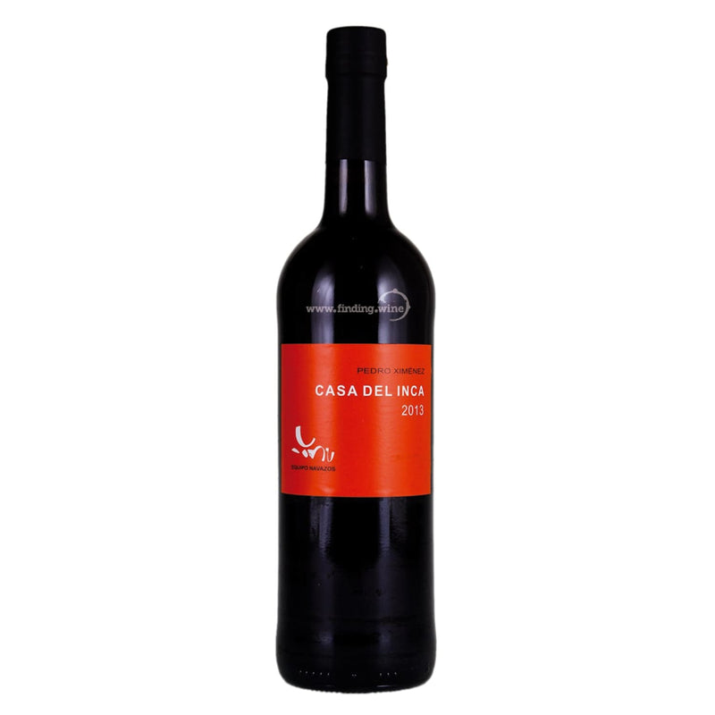 Equipo Navazos 2013 - Casa del Inca Pedro Ximenez 750 ml. |  Red wine  | Be part of the Best Wine Store online