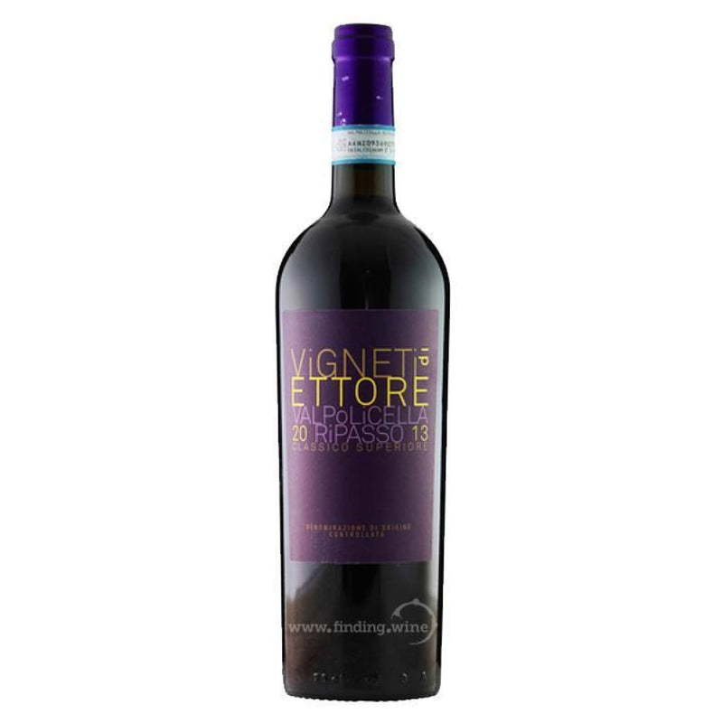 Ettore Righetti 2014 - Ettore Righetti Valpolicella Ripasso 750 ml. -  Red wine - Ettore Righetti - finding.wine - wine - top wine - rare wine