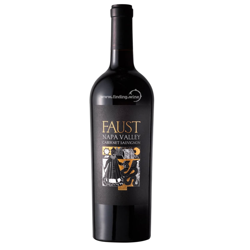 Faust _ 2016 - Faust _ 1.5 L - Red - www.finding.wine - Faust