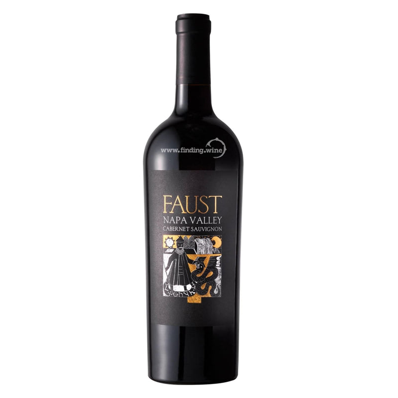 Faust _ 2016 - Faust _ 750 ml. - Red - www.finding.wine - Faust