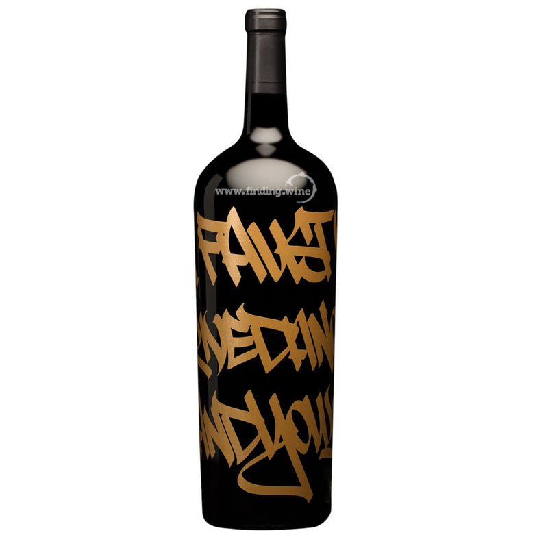 Faust _ 2016 - Faust Graffiti Edition _ 1.5 L - Red - www.finding.wine - Faust