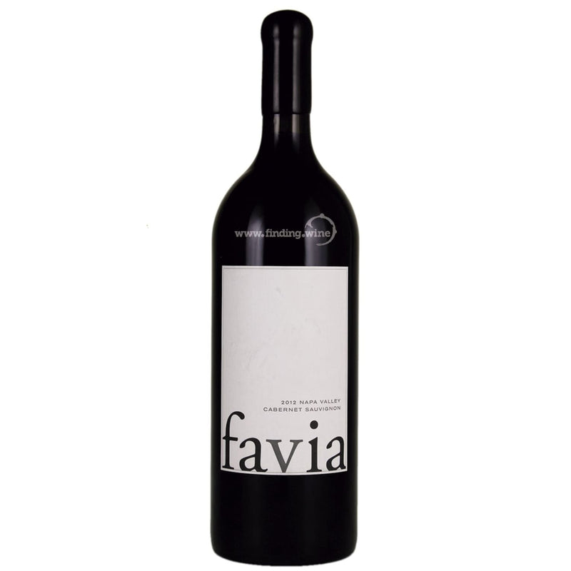 Favia Wines _ 2012 - Cabernet Sauvignon _ 1.5 L - Red - www.finding.wine - Favia Wines