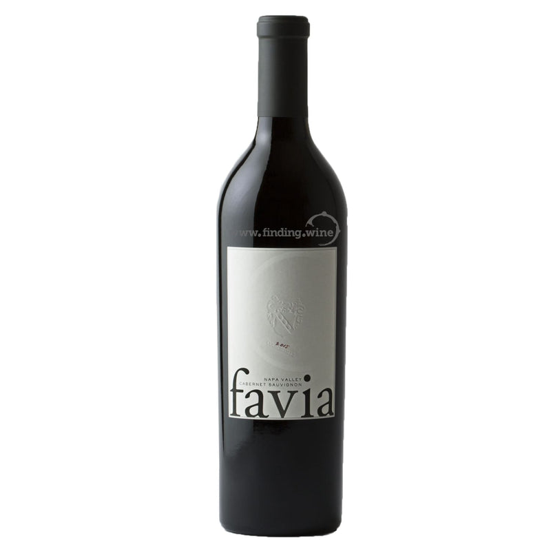 Favia Wines _ 2015 - Commbsville Cabernet Sauvignon _ 750 ml. - Red - www.finding.wine - Favia Wines