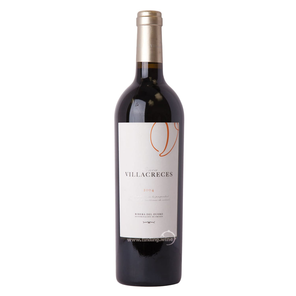 Finca Villacreces _ 2004 - Finca Villacreces _ 750 ml. - Red - www.finding.wine - Finca Villacreces