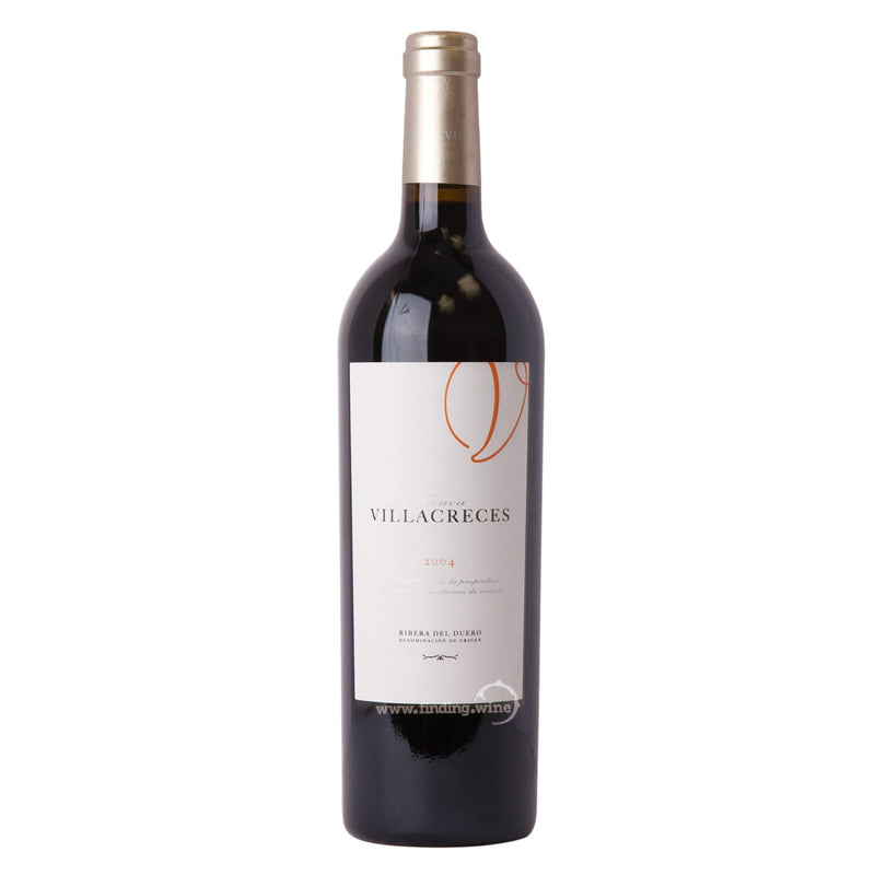 Finca Villacreces 2004 - Finca Villacreces 750 ml. -  Red wine - Finca Villacreces - finding.wine - wine - top wine - rare wine