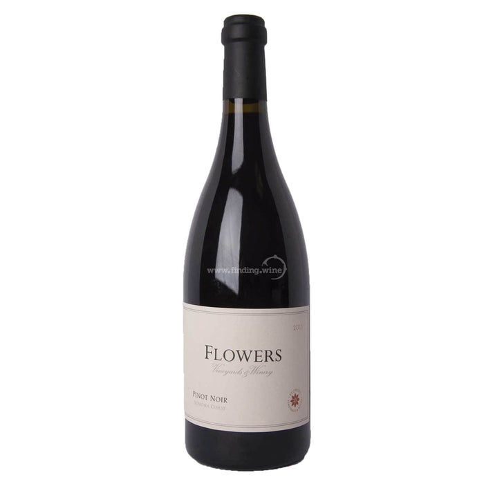Flowers 2015 - Sonoma Coast Pinot Noir 750 ml.
