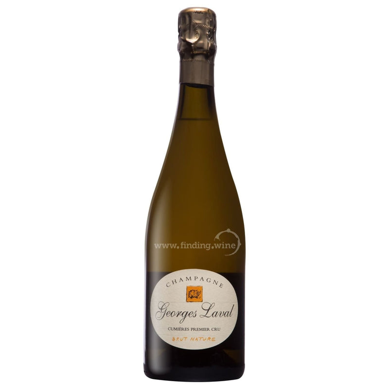 Georges Laval _ NV - Brut Nature 1er Cru Cumieres Certified Organic _ 750 ml. - Sparkling - www.finding.wine - Georges Laval