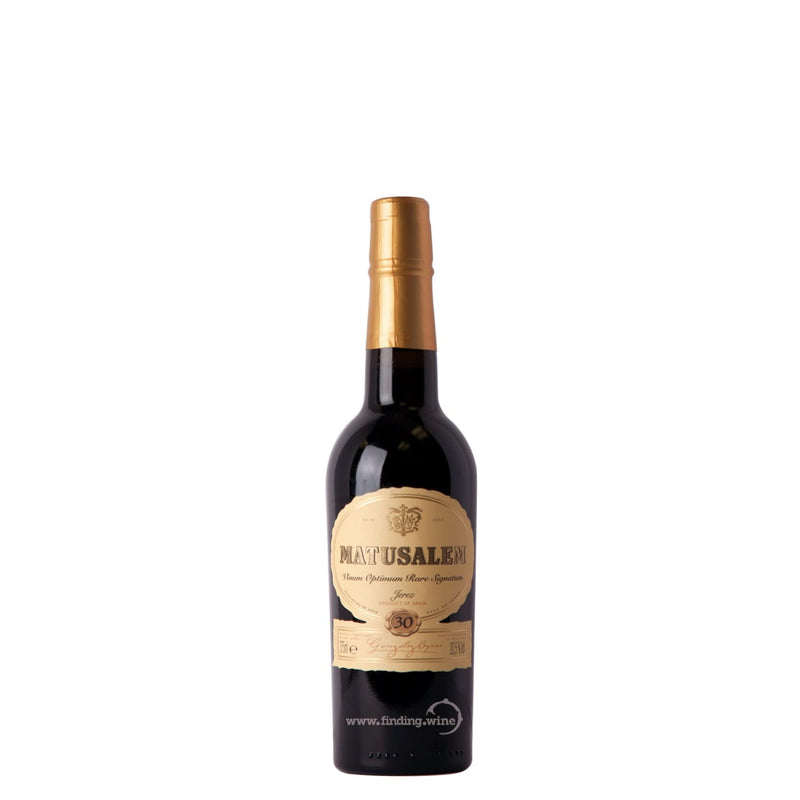Gonzalez Byass _ 30 Years - Matusalem _ 375 ml. - Dessert - www.finding.wine - Gonzalez Byass