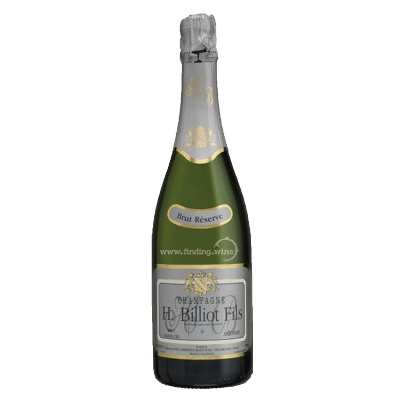 Henri Billiot _ NV - Brut Reserve _ 1.5 L - Sparkling - www.finding.wine - Henri Billiot