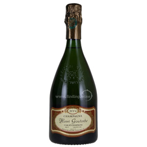 Henri Goutorbe 2005 - Special Club Brut 750 ml. |  Sparkling wine  | Be part of the Best Wine Store online