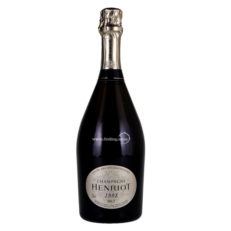 Henriot _ 1998 - Cuvee Des Enchanteleurs _ 750 ml. - Sparkling - www.finding.wine - Henriot