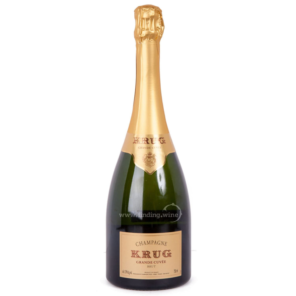 Krug _ NV - Grand Cuvee 164th. Edition _ 750 ml. - Sparkling - www.finding.wine - Krug