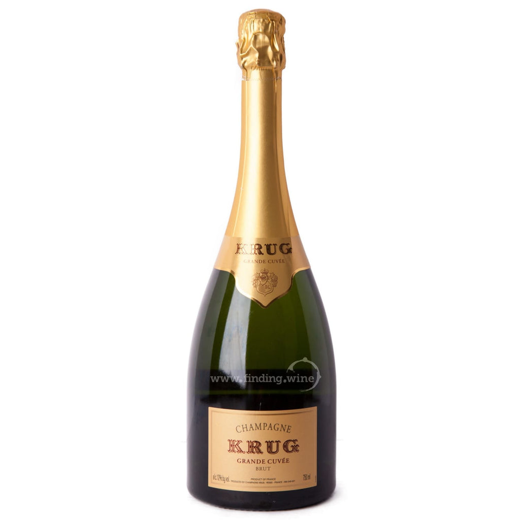 Krug _ NV - Grand Cuvee _ 750 ml. - Sparkling - www.finding.wine - Krug