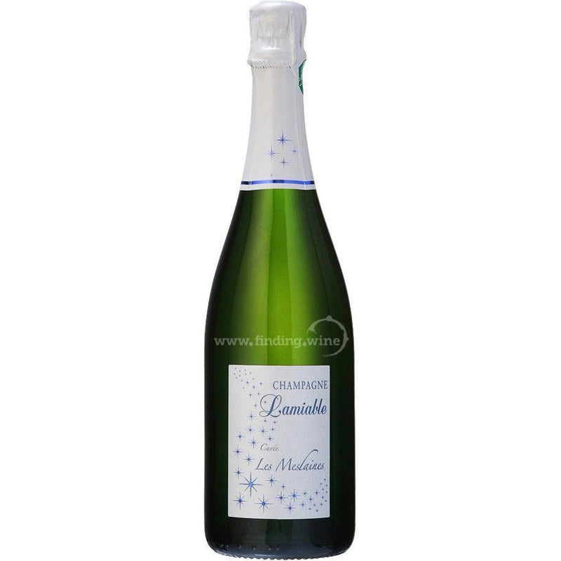 Lamiable _ 2008 - Les Meslaines Grand Cru Blanc De Noirs _ 750 ml. - Sparkling - www.finding.wine - Lamiable