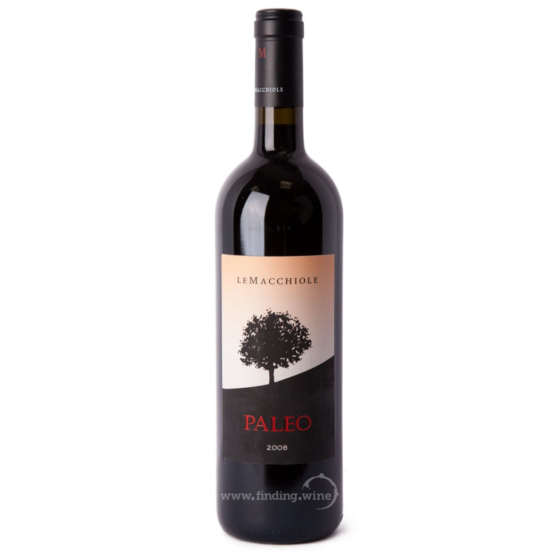 Le Macchiole _ 2008 - Paleo _ 750 ml. - Red - www.finding.wine - Le Macchiole