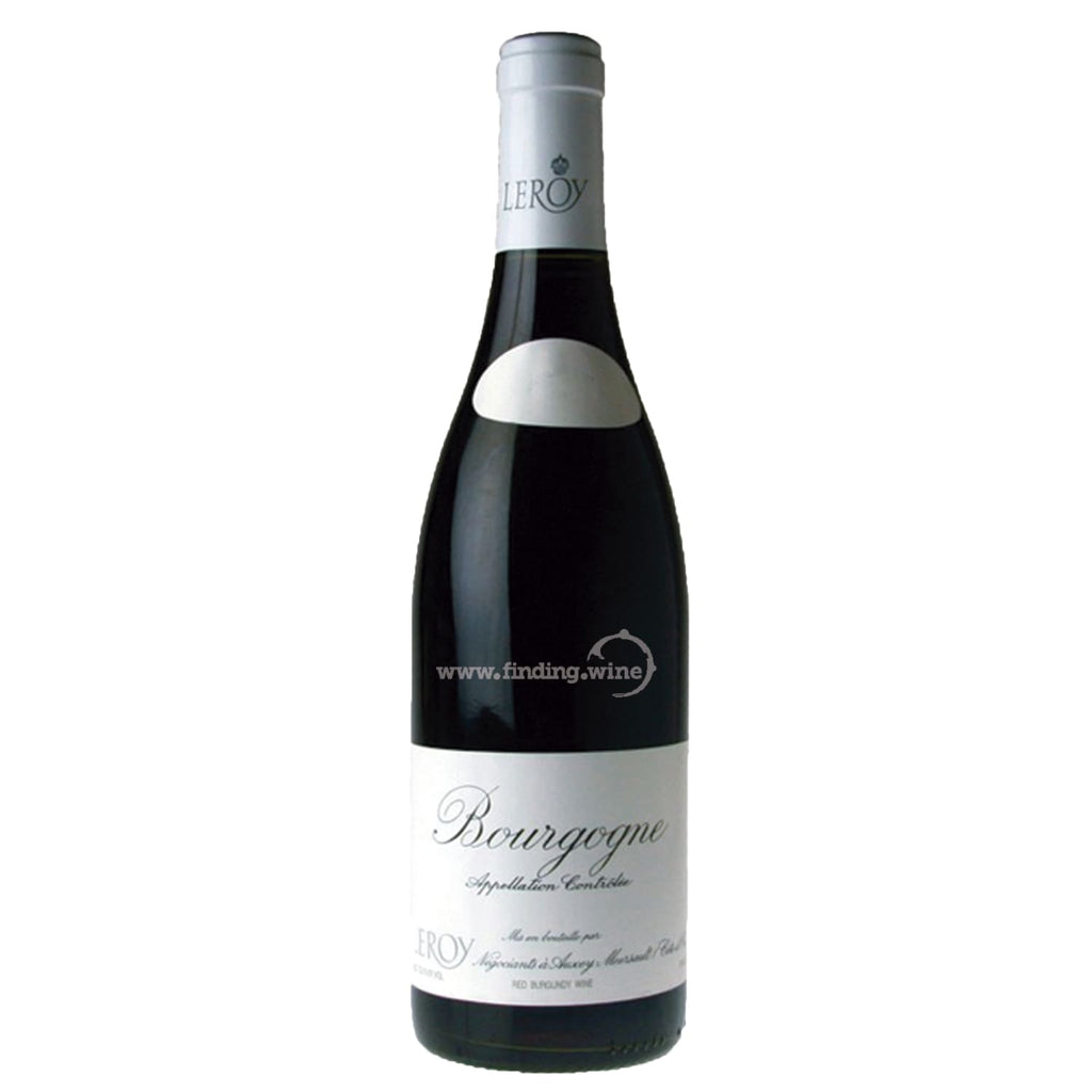 Maison Leroy _ 2015 - Bourgogne Rouge _ 750 ml. - Red - www.finding.wine - Maison Leroy