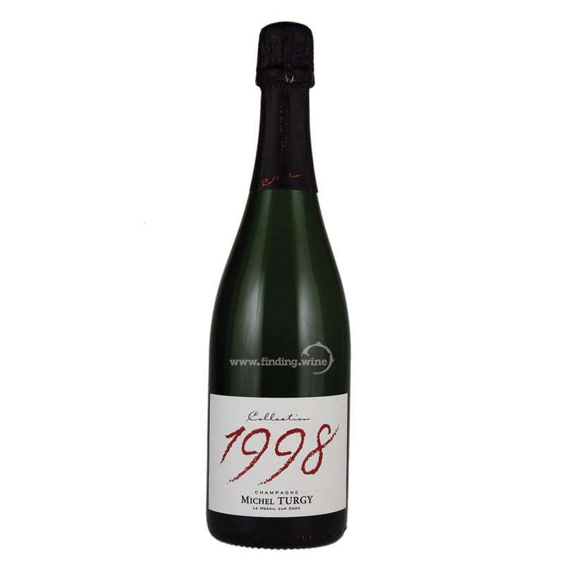 Michel Turgy 1998 - Grand Cru Dosage Zero Blanc des Blancs Collection 750 ml. |  Sparkling wine  | Be part of the Best Wine Store online