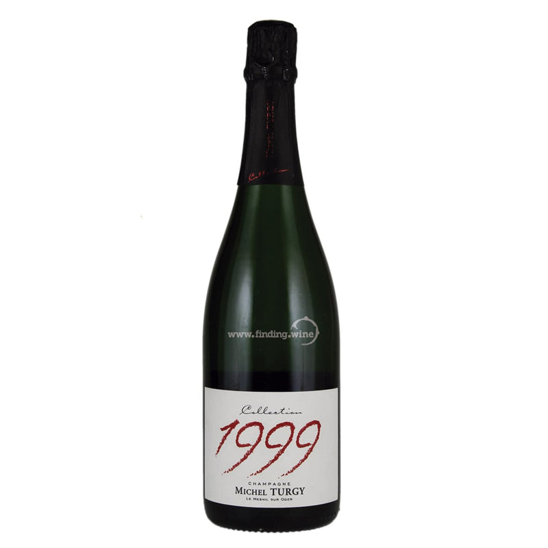 Michel Turgy _ 1999 - Grand Cru Dosage Zero Blanc des Blancs Collection _ 750 ml. - Sparkling - www.finding.wine - Michel Turgy