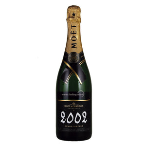 Moet & Chandon 2002 - Grand Vintage Brut 750 ml. |  Sparkling wine  | Be part of the Best Wine Store online