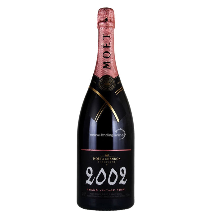 Moet & Chandon 2002 - Grand Vintage Rose 1.5 L