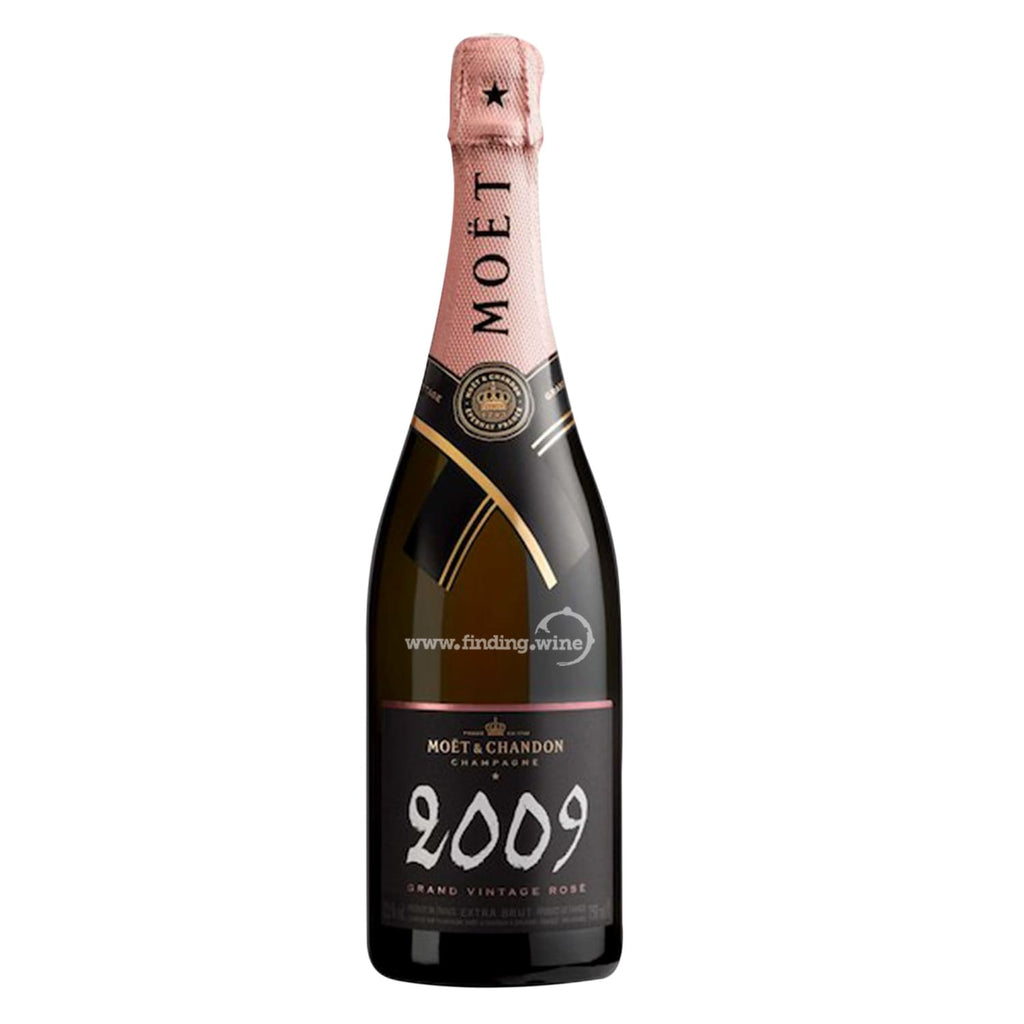 Moet & Chandon _ 2009 - Grand Rose Vintage _ 750 ml. - Sparkling - www.finding.wine - Moet & Chandon