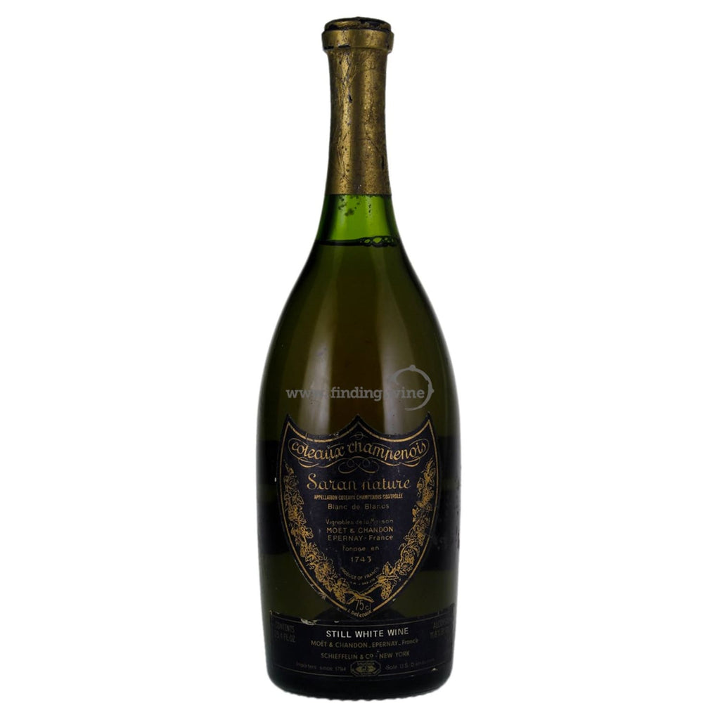 Moet & Chandon _ NV - Coteaux champenois Saran _ 750 ml. - White - www.finding.wine - Moet & Chandon